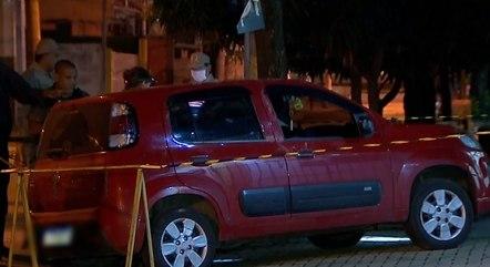 Alexandre foi encontrado morto no próprio carro
