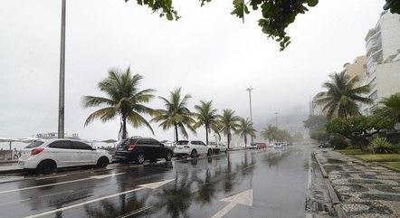 Rio entrou em estágio de atenção nesta sexta (5)
