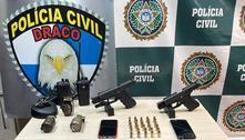 """Polícia prende """"homem de confiança"""" do miliciano Ecko no Rio"""