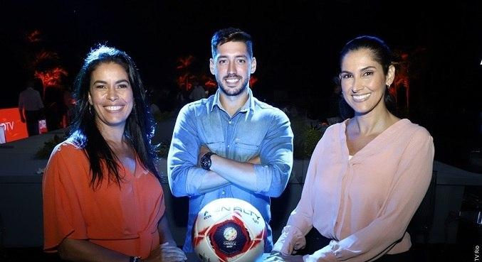 Time de repórteres: Aline Pacheco, Fábio Peixoto e Bruna Dealtry