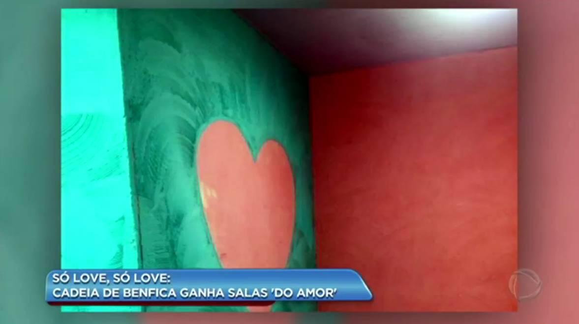MP encontra suítes semelhantes a quartos de motéis em cadeia no Rio