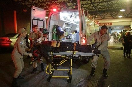 Emergências atenderam 3.387 baleados em 2017