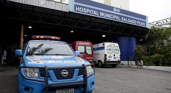 Hospital Salgado Filho lidera atendimento a baleados no Rio: 684 pacientes