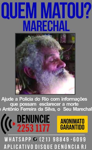 Portal pede informações sobre assassino de morador