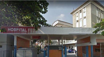 Hospital foi atingido por incêndio em outubro
