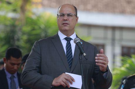 Governador do Rio falou nesta terça-feira sobre prisões