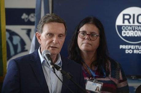 Crivella diz que secretária de Saúde pediu para sair da pasta