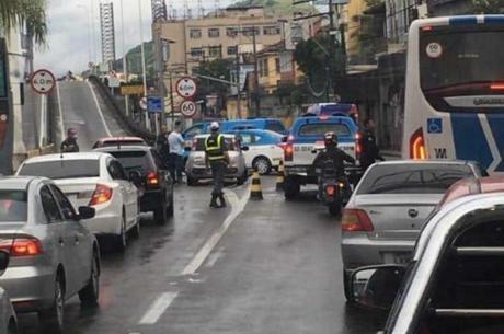 Agentes públicos fiscalizarão saídas da cidade