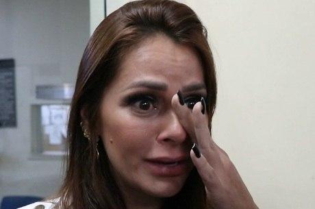 Shanna Garcia foi baleada no ano passado