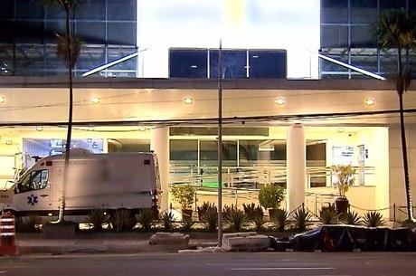 Idoso estava internado em hospital de Niterói (RJ)