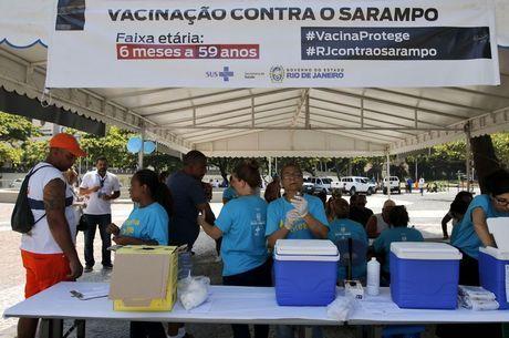 Estado ainda precisa vacinar 2 milhões de pessoas