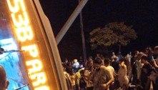 Acidente com BRT deixa ao menos um morto na zona oeste do Rio