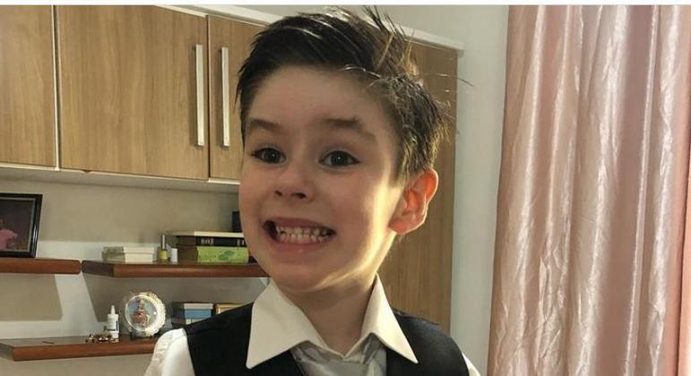 Henry Borel morreu aos 4 anos. Mãe e padrasto são investigados