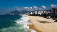 Rio: Primeiro dia de interdições nas praias é marcado por fiscalização