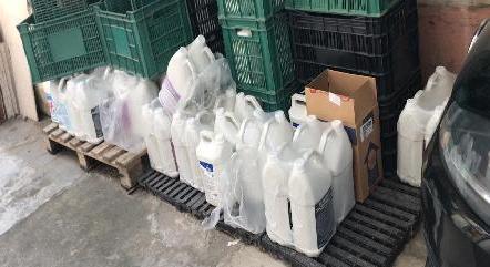 Produtos eram vendidos a hospitais do Rio