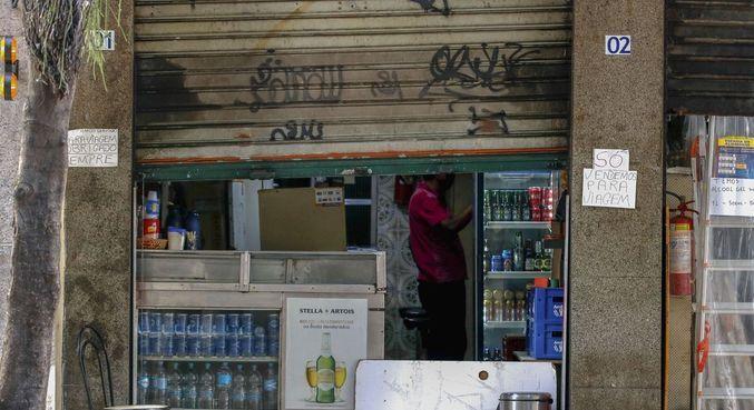Bares do Rio só podem funcionar até as 20h