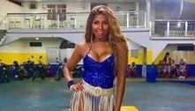 Rio: musa da São Clemente é encontrada morta em casa