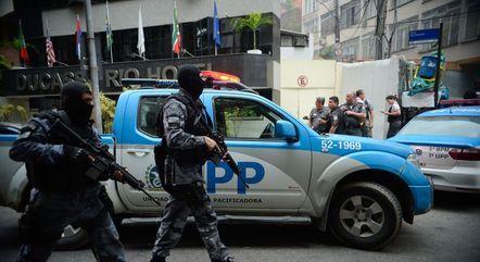 Traficante é suspeito de ataque a PMs de UPP