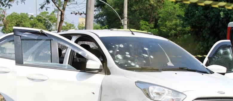 Carro da família do músico Evaldo Rosa foi atingido por mais de 80 tiros