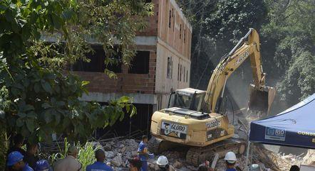 Em 2019 dois prédios desabaram e 24 pessoas morreram