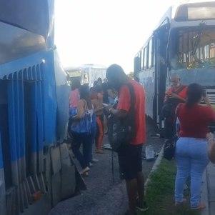 Acidente com BRT deixa 18 feridos