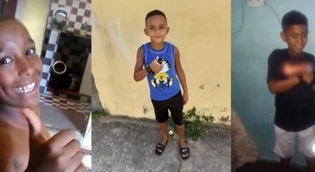 Crianças estão desaparecidas há 100 dias