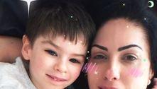'Eu vivia para o meu filho': leia carta de Monique Medeiros na íntegra