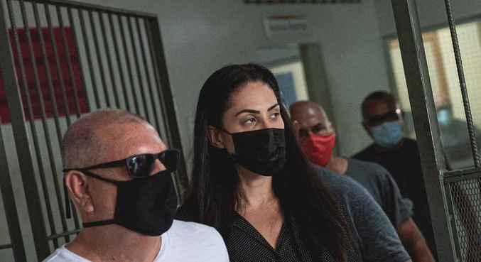 Presa desde o dia 8, Monique escreveu carta da prisão apontando agressões de Jairinho