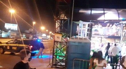 Festa reuniu 150 pessoas em Caxias