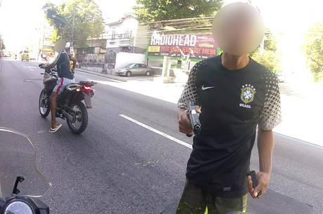 Assalto ocorreu na avenida Marechal Rondon, na zona norte
