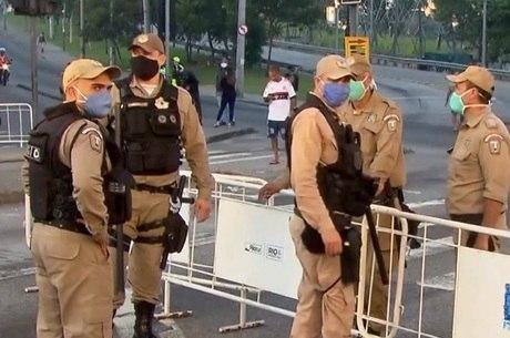 Polícia vai ajudar a fiscalizar cumprimento de medidas