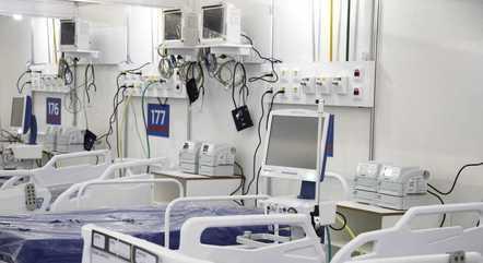Saúde do RJ recebeu nova remessa de kit intubação