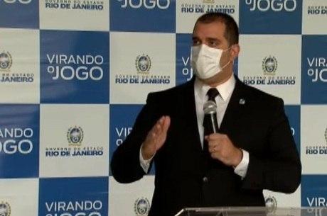 Lucas Tristão se entregou na sede da PF no Rio