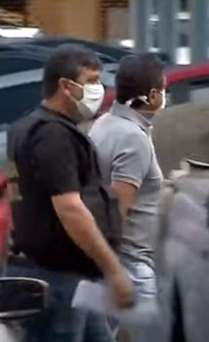 Mário Peixoto foi preso na Operação Favorito
