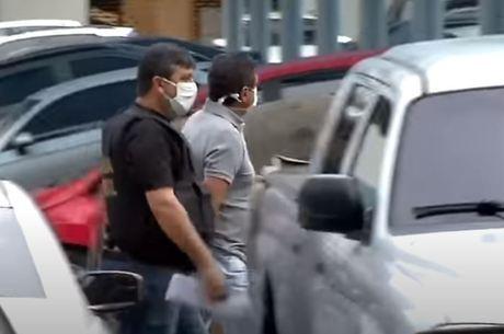 Empresário Mário Peixoto foi preso pela PF