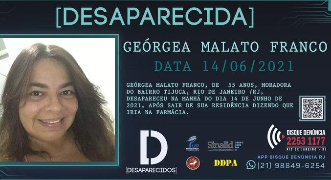 Oficial de Justiça desaparece na Tijuca