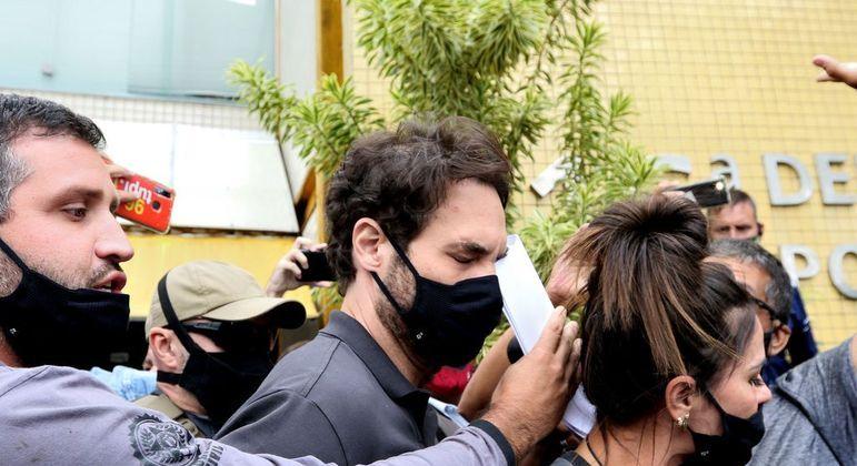 Dr. Jairinho foi preso no dia 8 de abril, após a morte do enteado Henry, de 4 anos