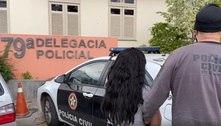 Mulher com 162 anotações criminais é presa no RJ