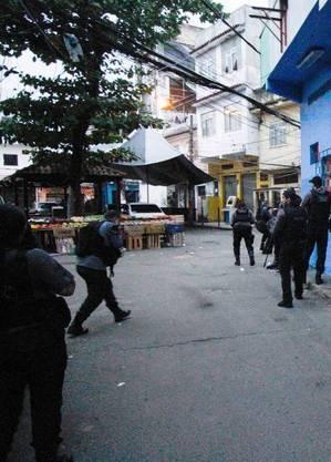 Operação no Jacarezinho deixou 28 mortos