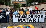 Segundo dados do Instituto Fogo Cruzado, 269 tiroteios foram registrados no Jacarezinho, desde julho de 2016. Deste total, 95 foram em ações ou operações policiais, que resultaram em 62 mortos e 57 feridos. Dos mortos, três eram agentes de segurança