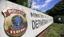 Polícia Federal faz operação contra tráfico de drogas no RJ