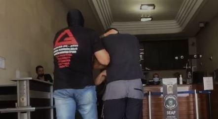 Irmão de Ecko foi preso pela polícia
