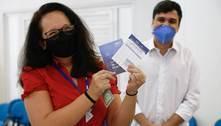 Rio vacina pessoas de 29 e 30 anos de grupos prioritários nesta quarta