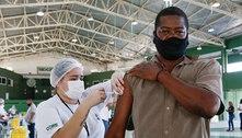 Rio vacina trabalhadores da educação básica nesta quarta (9)