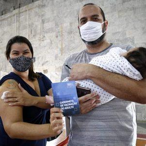 Passaporte de vacinação começa nesta quarta-feira (15)