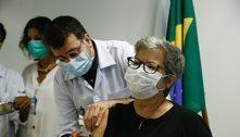 Rio vacina mulheres de 58 anos em horário reduzido nesta quinta