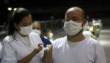 Rio vacina pessoas de 41 e 42 anos de grupos prioritários nesta quarta