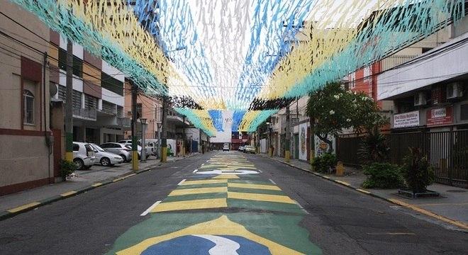 Estreia da seleção brasileira deve levar multidão ao Alzirão, na Tijuca