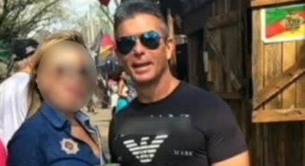 Rogério é procurado pela polícia no Rio