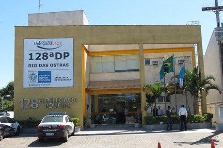 O caso foi registrado na 128ª DP (Rio das Ostras)